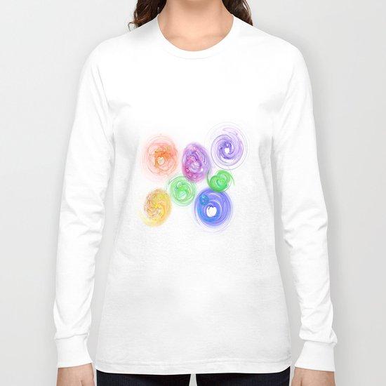 seven hearts by Eleonora Long Sleeve T-shirt
