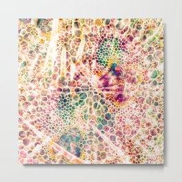 Hypnobubbles Metal Print