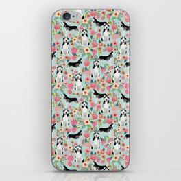 Husky dog breed must have gifts for dog person husky owner presents iPhone Skin