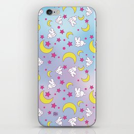 Usagi' s Pattern iPhone Skin