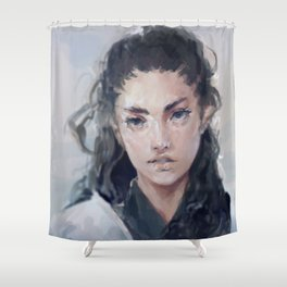 You've gotta to be kidding Shower Curtain