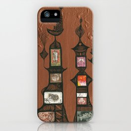 I Love You, Hundertwasser #5 iPhone Case