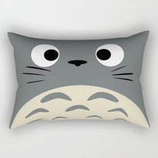 Curiously Troll ~ My Neighbor Troll Rectangular Pillow