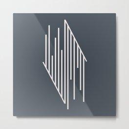 sckrd Logo Metal Print