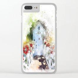 DALINDA Clear iPhone Case