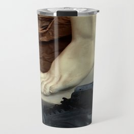 Crinkle Toes Travel Mug