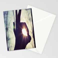 tranquillité Stationery Cards