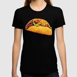 Taco Pattern T-shirt