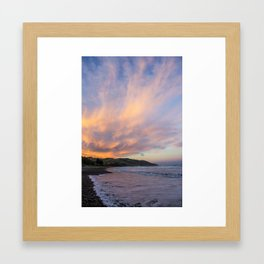 Pegasus Bay Framed Art Print