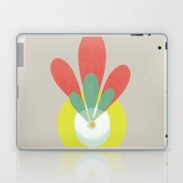 Vintage minimal improvisation 4 Laptop & iPad Skin