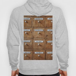 Pharmacy storage Hoody