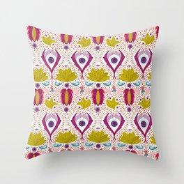 Alexandra Bohemian Throw Pillow
