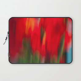 Red Gladiola Laptop Sleeve