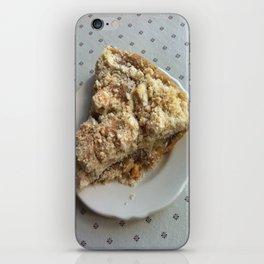 Amish apple pie iPhone Skin