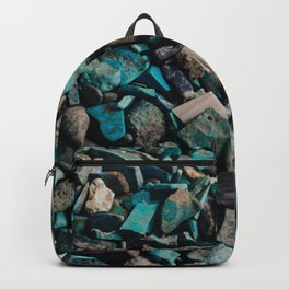Turquoise & Teal Backpack