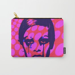 Iconic Twiggy Carry-All Pouch
