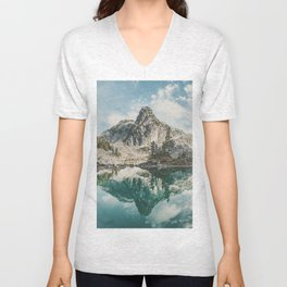 Watersprite Lake Unisex V-Neck