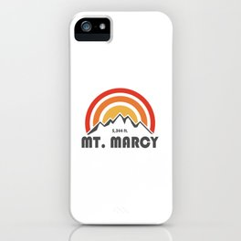 Mt. Marcy iPhone Case