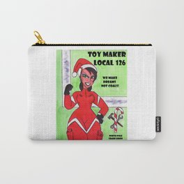 North Pole Elf PSA 1 Carry-All Pouch