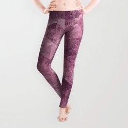 Abstract Geometric Background #28 Leggings