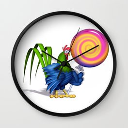 Cocksucker Wall Clock