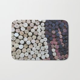 Too Many Corks Bath Mat