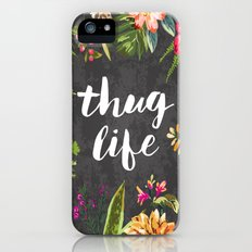 Thug Life iPhone (5, 5s) Slim Case