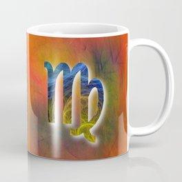 CS011-6 Virgo zodiac sign Coffee Mug