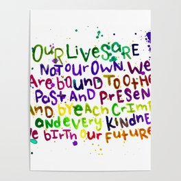 Our Lives Poster