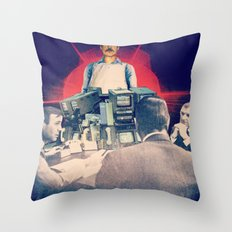 The Initiation of Operative 5 Throw Pillow