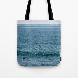 The Wait #2 Tote Bag