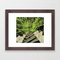 ARSICOLLAGE_16 Framed Art Print