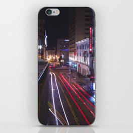 Tunnels and Trails iPhone Skin