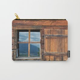 Window and Reflection Carry-All Pouch