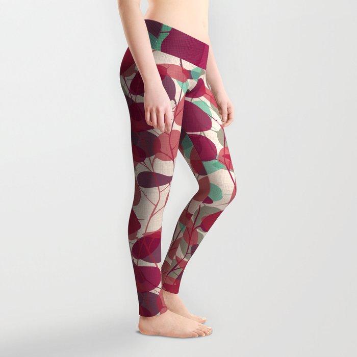 Lunaria purple Leggings