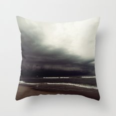 storm2 Throw Pillow