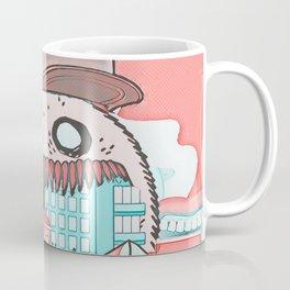 Monster attack Coffee Mug