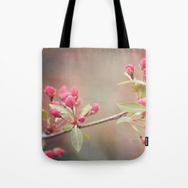 Birthday Buds Tote Bag