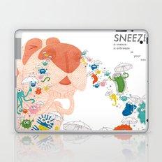 Sneeze Laptop & iPad Skin