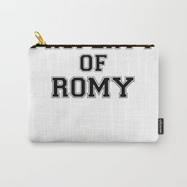 Property of ROMY Carry-All Pouch