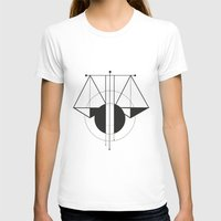 libra T-shirts featuring Libra by LydiaS