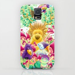 The guardian of nature iPhone Case