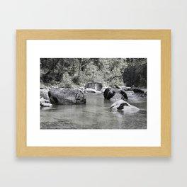 Riverside NO1 Framed Art Print