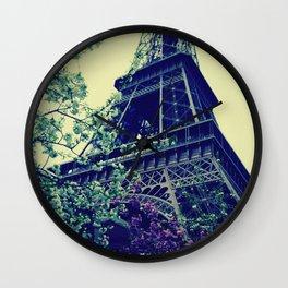Paris, Paris Mon Amour! Wall Clock