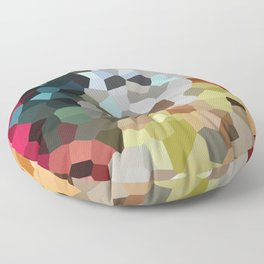 Cantastoria Floor Pillow