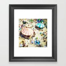 Carnivale Framed Art Print