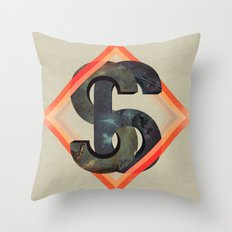 S6:  Society6 Universe Throw Pillow