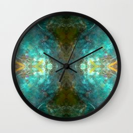 Divine's Many Faces Wall Clock