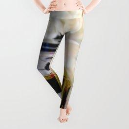 Edgy Take on a Fashion Icon Leggings