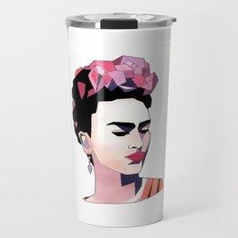 Poly Frida Travel Mug